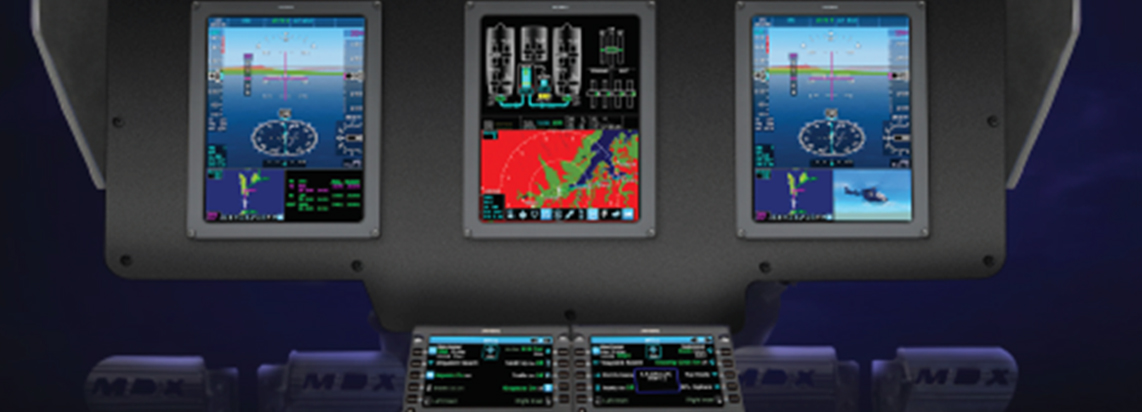 Universal Avionics InSight™ Display System Selected for MD Helicopters' MD 900/902 Explorer